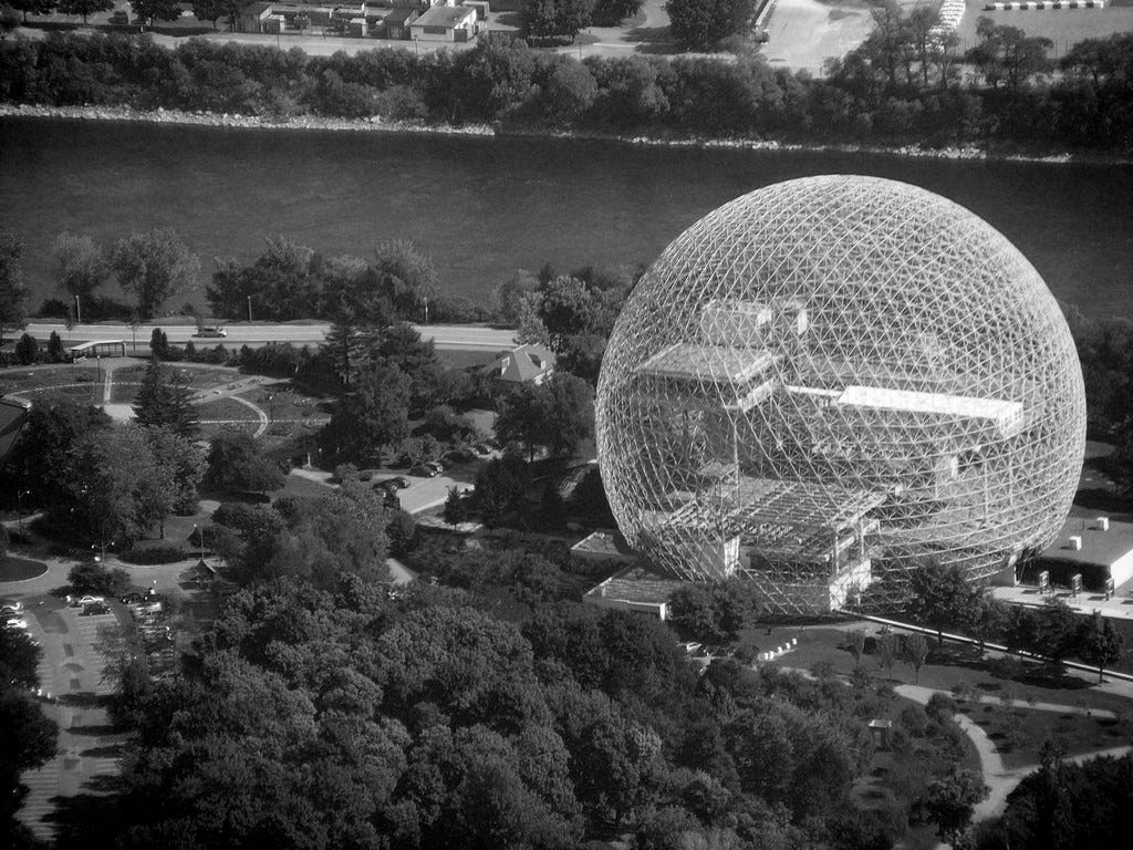 AD Classics: Montreal Biosphere / Buckminster Fuller | ArchDaily