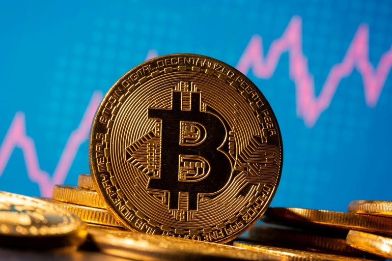 Crypto crash: After nearing record, Bitcoin plunges | Crypto | Al Jazeera