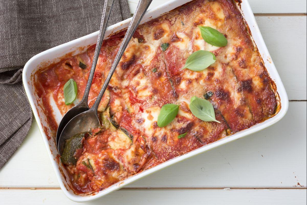 Zucchini parmesan - Italian recipes by GialloZafferano