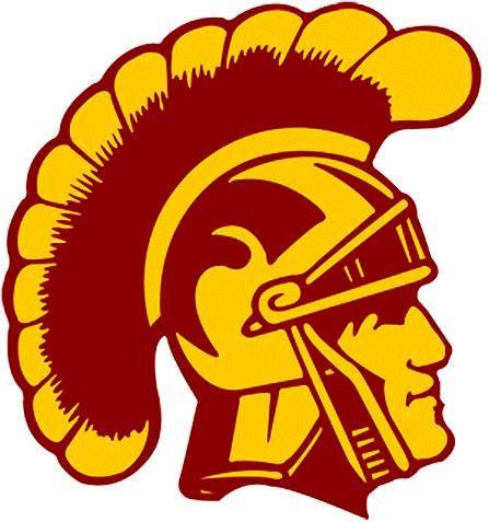 USC Trojans Football logo | Usc trojans football, Usc trojans ...