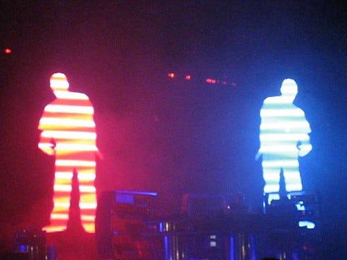 Chemical Brothers @ McCarren Pool