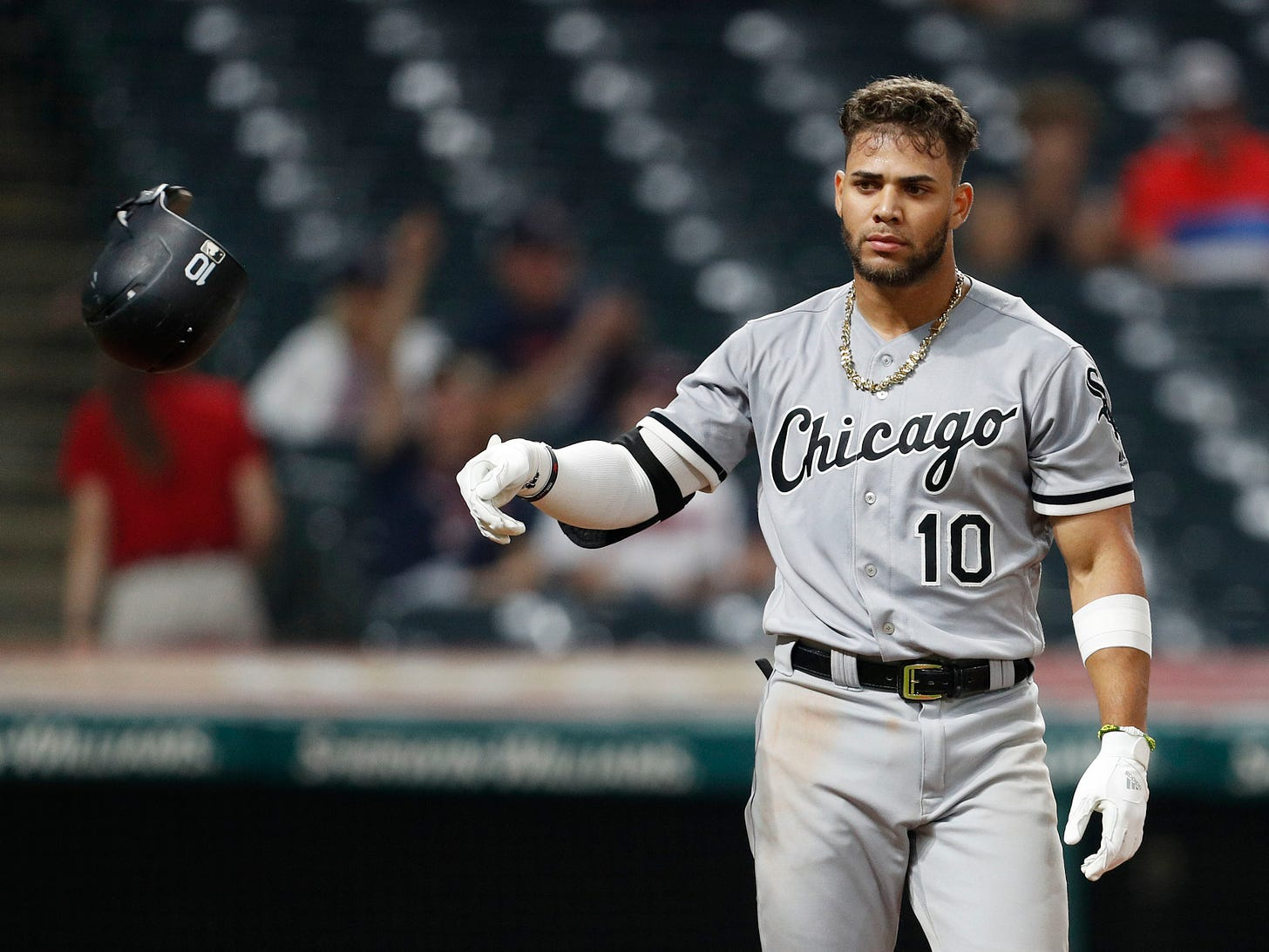 Chicago White Sox: A move to third is just what Yoan Moncada needs