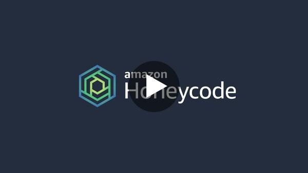 What is Amazon Honeycode?   No Code from Amazon