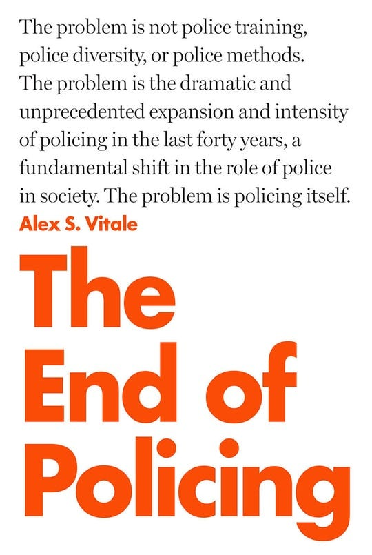 370.4.16 The End of Policing final artwork.indd
