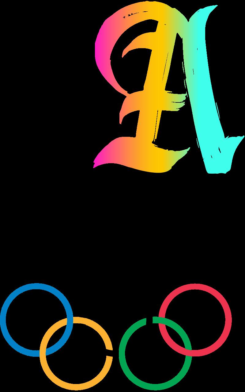 2028 Summer Olympics Logo.svg