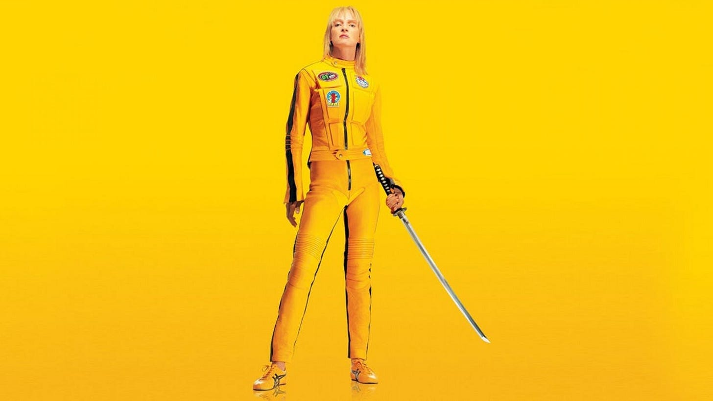 Exploring the Many Genres Present in Quentin Tarantino's 'Kill Bill'