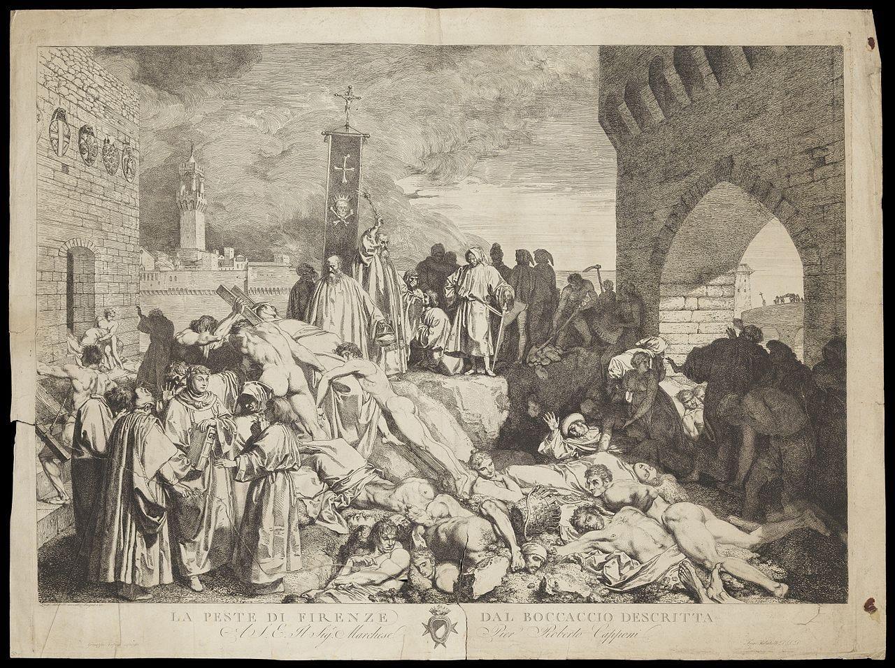 La Pestilenza: The Black Death in Italy - The History Buff - Medium