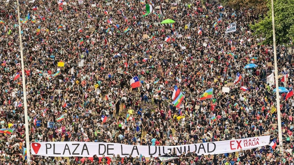 Chile: bring down Piñera and his regime – all-out general strike ...