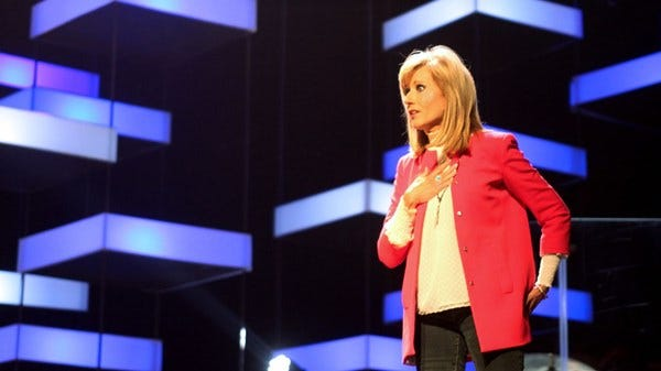 Beth Moore Inspired Scores of Southern Baptist Women. They Don't Blame Her  for Leaving.   News & Reporting   Christianity Today