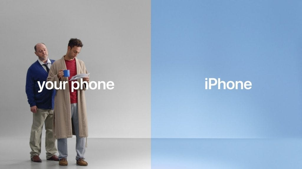 Apple Reminds Android Users It's Easy to Switch to iPhone With New Ads