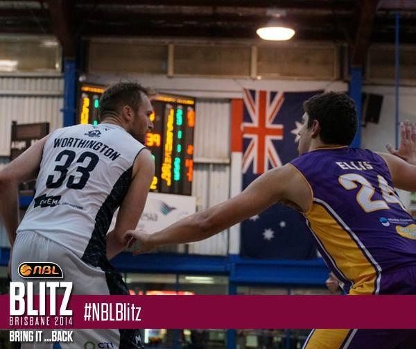 Mark Worthington is one of the big name returning players. Photo Credit: NBL