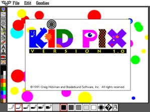 Image result for kid pix