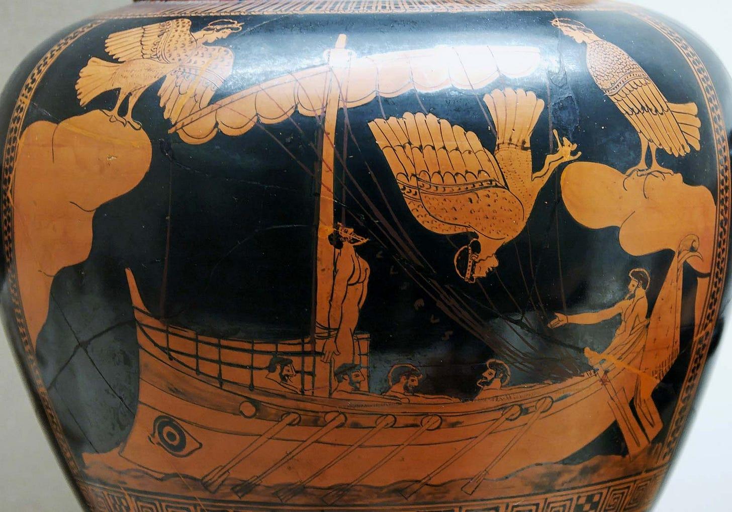 Siren   Definition, Legend, & History   Britannica