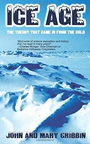 Image result for ice age the theory that came in from the cold