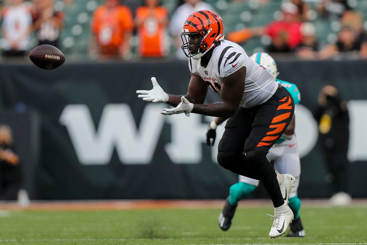 49ers RB depth chart: Team signs RB Jacques Patrick off Bengals practice  squad - DraftKings Nation