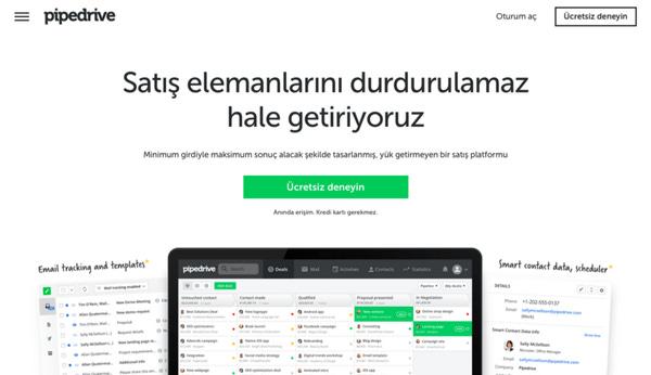 Türkçe sitesi de var!