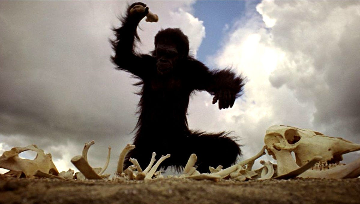 50 years ago, 2001: A Space Odyssey and Planet of the Apes changed sci-fi  and culture