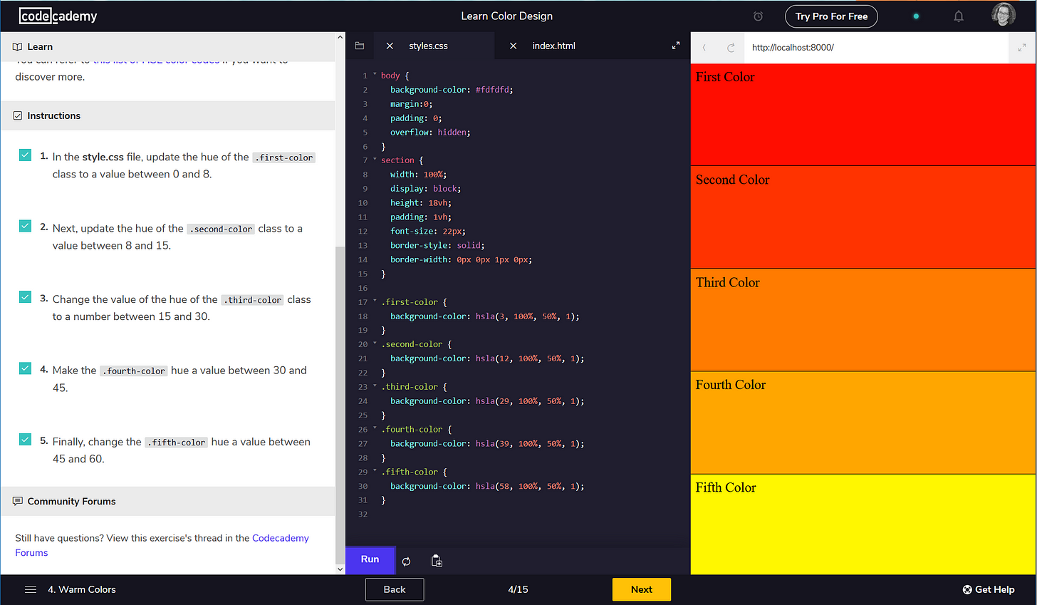 Codecademy Review for Teachers   Common Sense Education