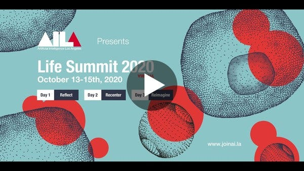 AI LA Life Summit 2020 Promo