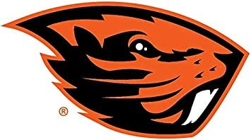 Amazon.com: 4 Inch OSU Beaver Logo Decal Oregon State Beavers ...