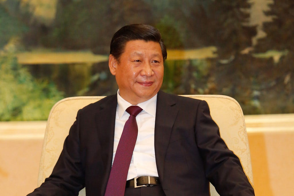 """""""Xi Jinping"""" by theglobalpanorama is licensed under CC BY-SA 2.0"""
