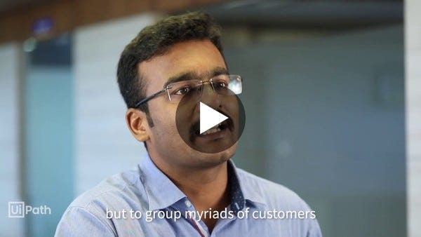 UiPath RPA Case Study: How Federal Bank moves 2x as fast with #RPA