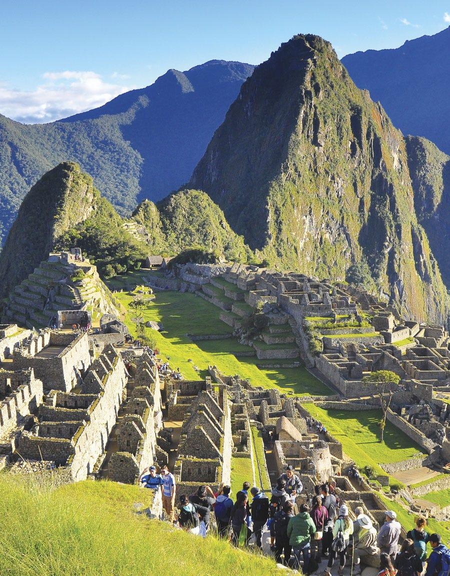 Preserving Machu Picchu | ArcNews