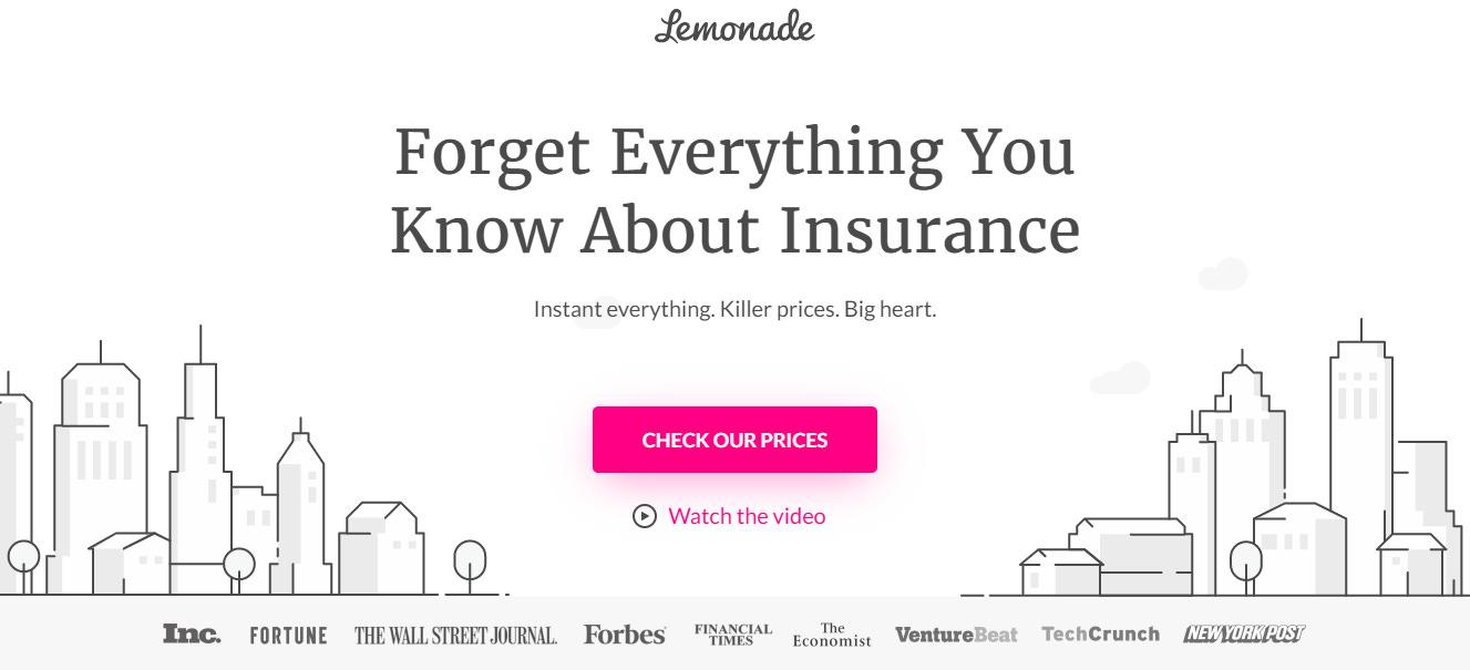 https://rickhuckstep.com lemonade insurance insurtech ai