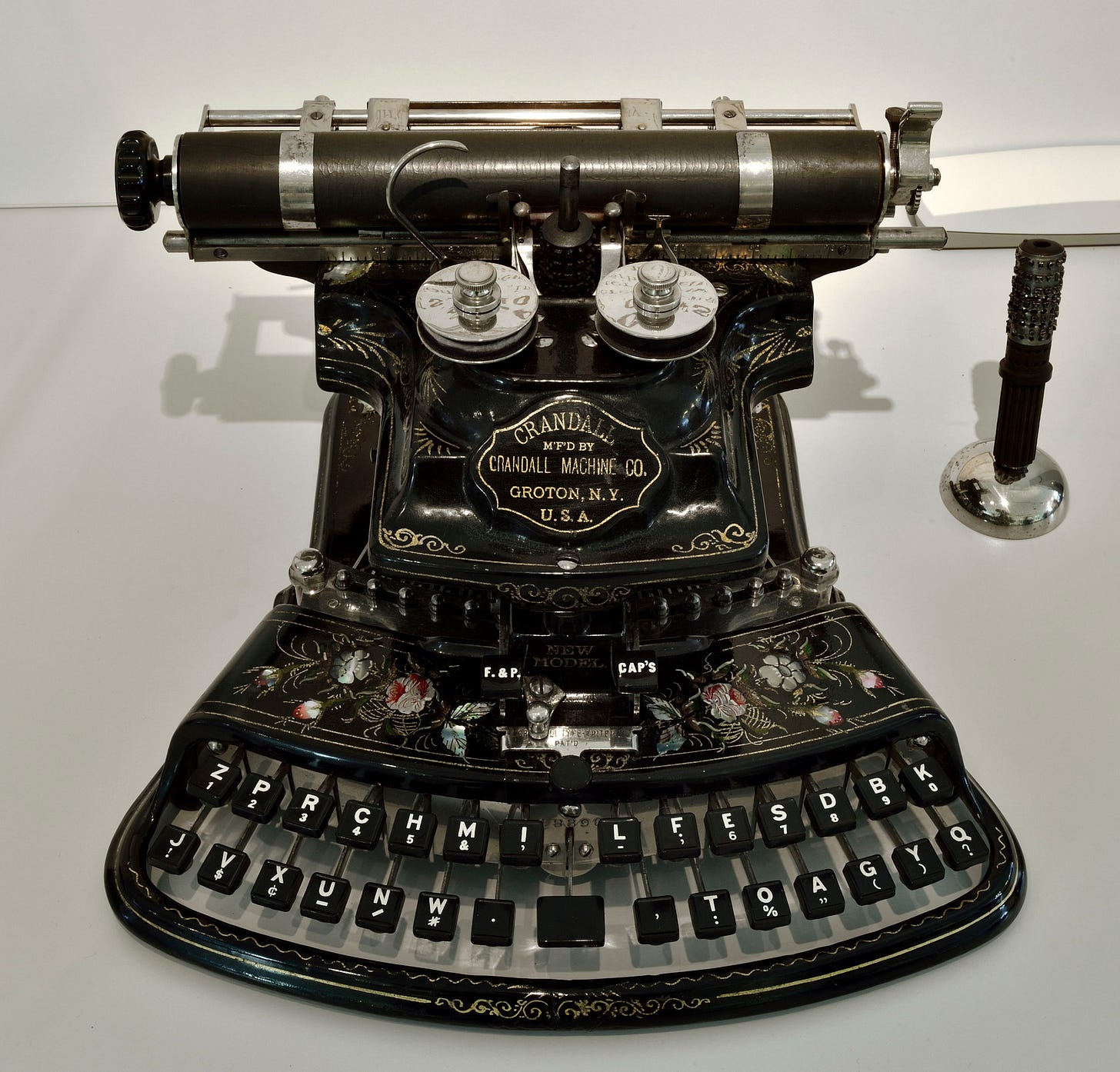 I won't actually be writing on one of these…
