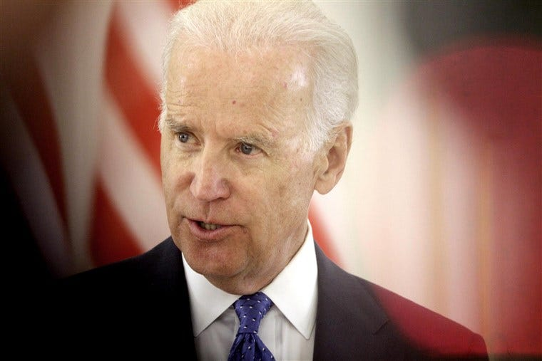 Biden urges Dems: Stand up for voting rights