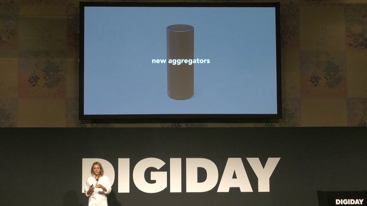 Image result for ana andjelic digiday brand leaders japan