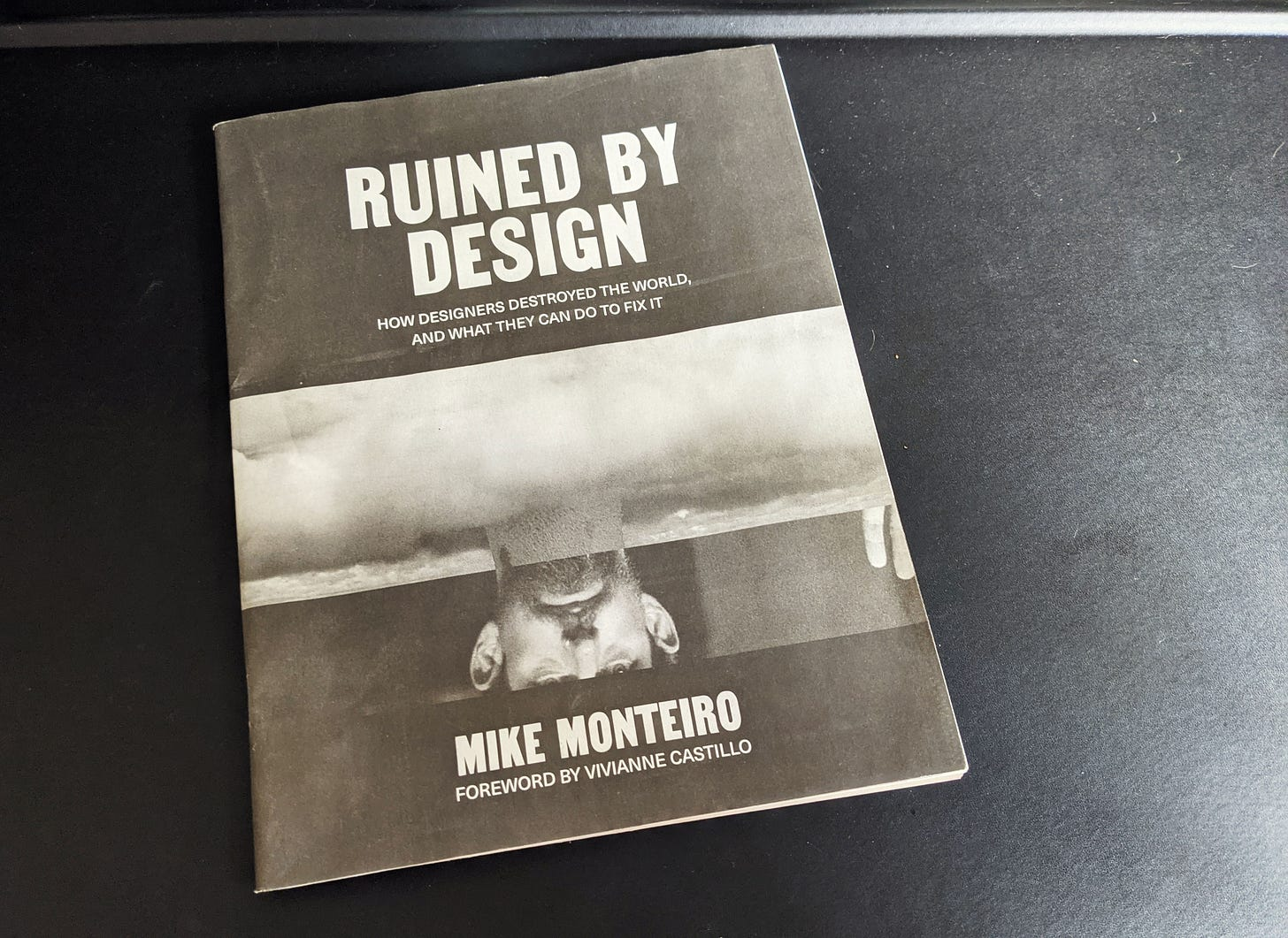 The Ruined by Design Book - the Dirty Punk Econo Zine version.