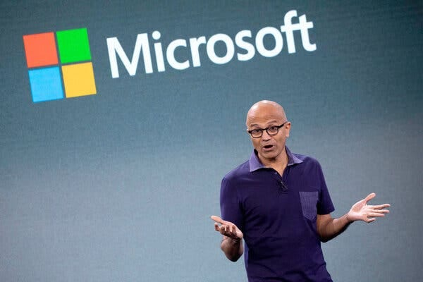 Microsoft, led by Satya Nadella, was seen as the American technology firm with the deepest pockets to buy TikTok's U.S. operations.