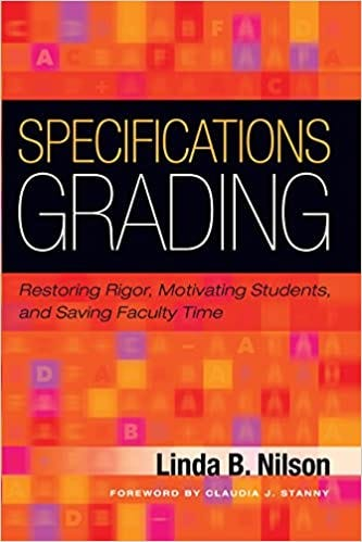 Cover of Specifications Grading book