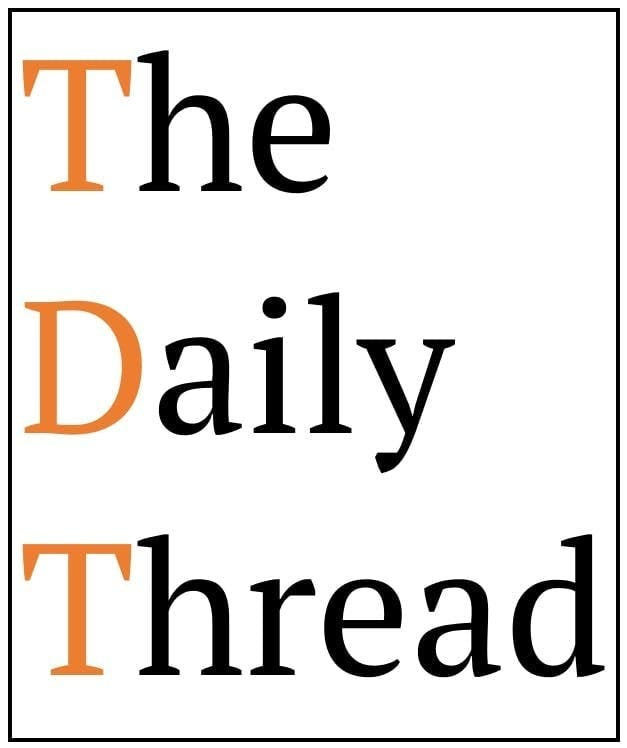 The Daily Thread Logo