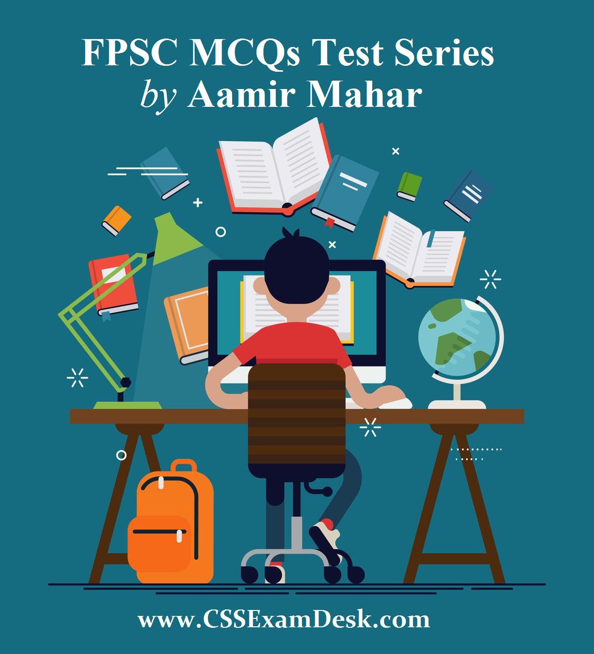 Demo MCQs Tests