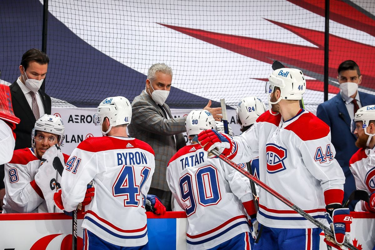 Friday Habs Headlines: A new start - Eyes On The Prize