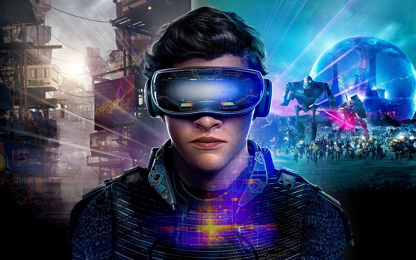 Ready Player One Explained. Ready Player One is a bold experiment…   by  Vlad Jecan   Morality Chip   Medium