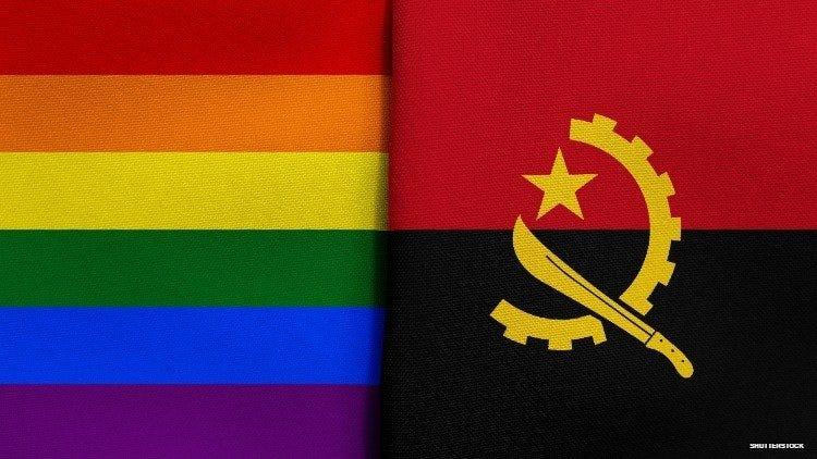 Angola for Pride.