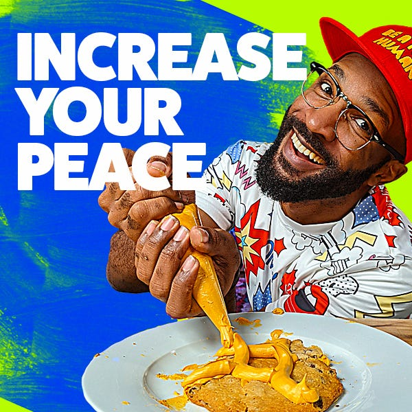 Increase Your Peace - Loop Show
