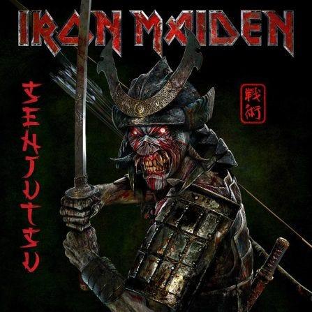 """SENJUTSU-IRON-MAIDEN Iron Maiden: una riflessione su """"Senjutsu"""""""