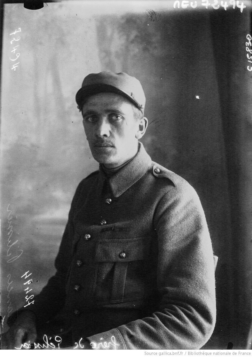 Francis Pélissier, 1919