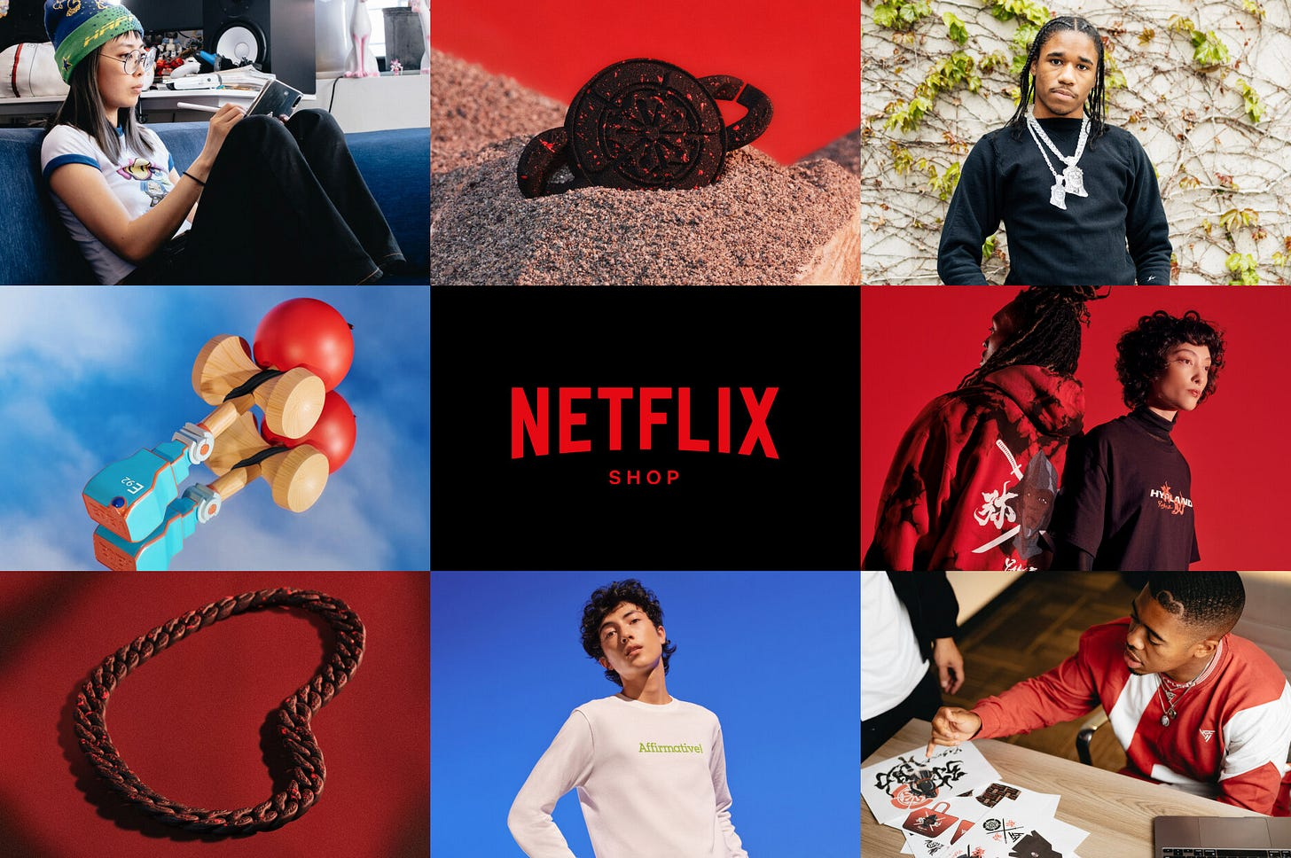 Netflix Online Shop to Sell Products Tied to Shows Like 'Lupin' - The New  York Times