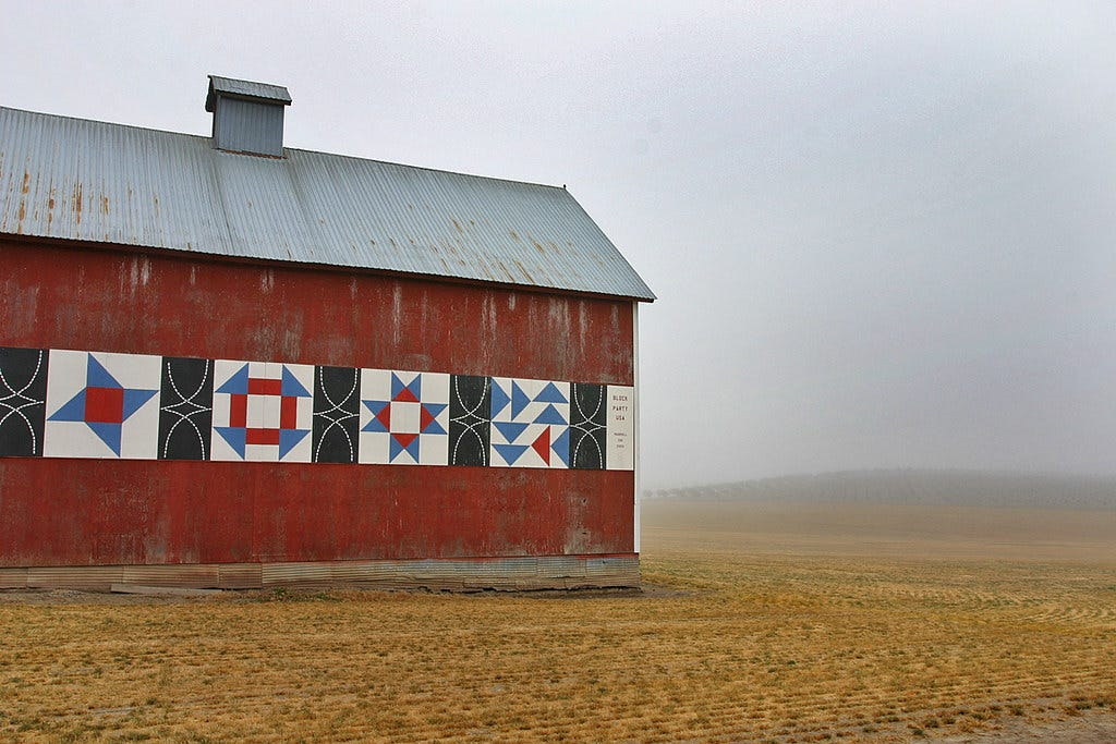 Yamhill County Barn