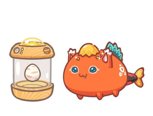 "Axie Infinity en Twitter: ""Mystic art rework+ egg improvements coming soon™  🔥🔥🔥 LIT 🔥🔥🔥 #axieinfinity #ethereum #airdrop #ico #dapps… """