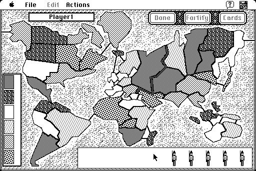 Risk game (1986)