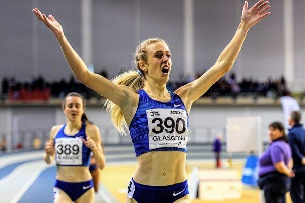 Reekie (1:59.52) edges Muir (1:59.54) in a thriller 800m at ...