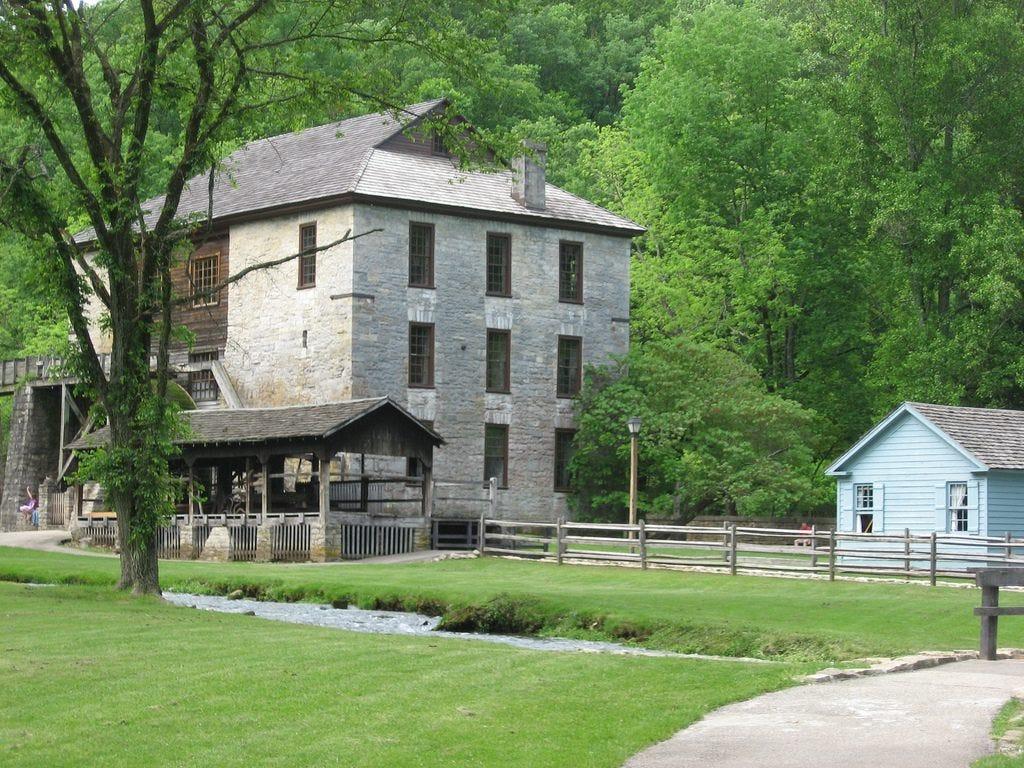 "Spring Mill State Park""(CC BY 2.0)byjonnyabcde"
