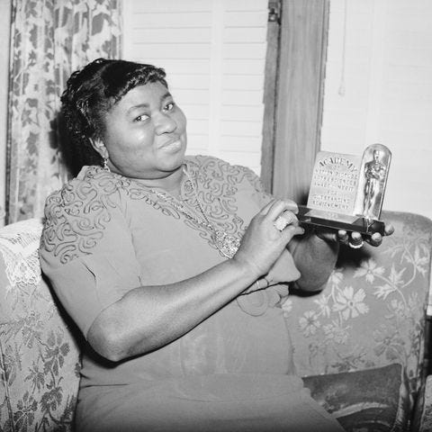 Who was Hattie McDaniel, the First Black Oscar Winner in Netflix's  Hollywood?