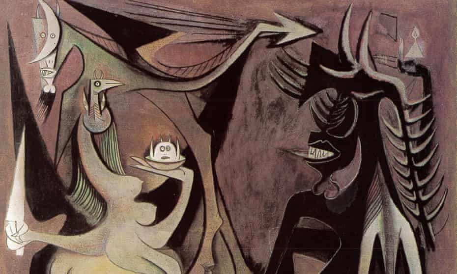 Wifredo Lam review – Cuba's last of the true surrealists | Painting | The  Guardian